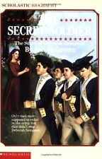 The Secret Soldier: The Story of Deborah Sampson by Ann McGovern