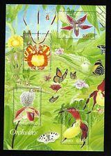 Bloc Feuillet 2005 N°81 Timbres France Neufs - Orchidées