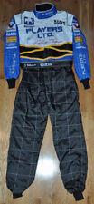 Jacques Villeneuve Autographed Signed Replica 1995 Indy 500 Suit with Proof