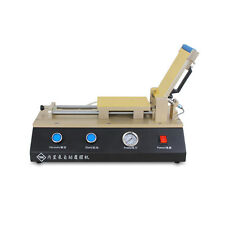 LCD OCA Automatic Touch Screen Laminating Film Machine with Built-in Vacuum Pump