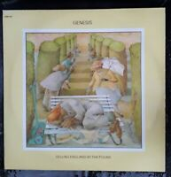 "GENESIS LP "" Selling England By The Pound"" 1973 France - EX / NM Top Condition !"
