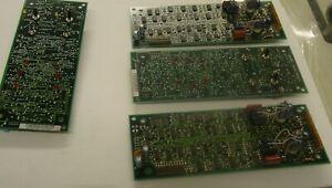 1 HORIZON MC8 BIN CONTROL PCB PT# QPM-101-MC (WE STOCK HORIZON COLLATOR PARTS)