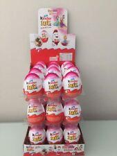 13 Kinder Joy Surprise for GIRLS Chocolate Toy Inside,Kids Easter Egg Rakhi Gift