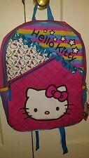 1-Hello Kitty Rainbow Ribbon Backpack (2 Available)