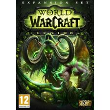 Blizzard World of Warcraft Legion VideoGames