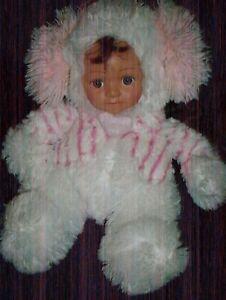 Anne Geddes Baby Soft Doll