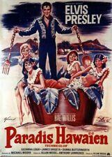 affiche du film PARADIS HAWAIEN 120x160 cm