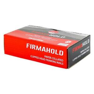 Timco FirmaHold 1st Fix Ring Shank Stainless Steel A2 Nails Qty 1100 Nails Only
