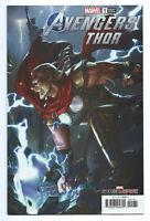 Marvel Avengers Thor 1 NM Woo Chul Lee 1:25 Variant 1st Print