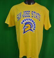 OVB NCAA Mens San Jose Spartans Shirt NWT M, L, XL