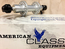 RARE NOS Vintage American Classic EQUIPMENT SPEED TT FRONT HUB 32h Time Trial
