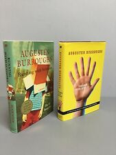 Running with Scissors & Possible Side Effects by Augusten Burroughs HC/DJ Books