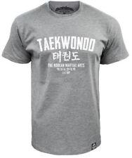 T-shirts pour arts martiaux et sports de combat pour taekwondo