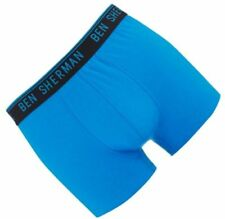 *Gifts For Men*  BEN SHERMAN Anton 1 Pack Boxer Hipster Trunk Blue Medium 33-35
