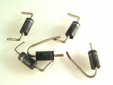 Motorola BY255 Diode 1.3 kV 1300 V 3 A Pré Cut jambes 5 pieces OMA048