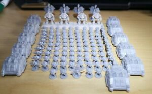 Epic 40k Space Marine Company Army (Unpainted)