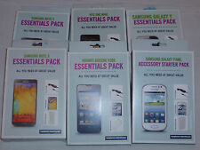 Mixed lot mobile phone essentials pack x 6