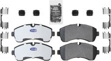 Disc Brake Pad Set-Heavy Duty Disc Brake Pad Front Magneti Marelli 1AMVF11699