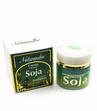 NATURANDOR SOJA orgánica Crema Hidratante Todo Tipo De Piel (50ml)