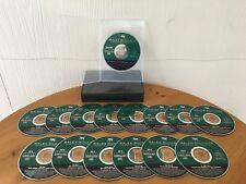 Sales Success: From Top Sales Coaches - Jim Rohn - Tom Hopkins 14 CDS & DVD SET!