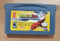 Dragon Ball Advanced Adventure Game Boy Advance GBA 100% Authentic Cartridge