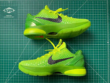 Size 9 - Nike Zoom Kobe 6 Protro Grinch 2020