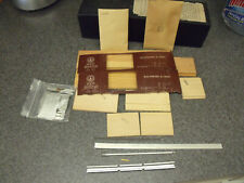 Super Scale S Gauge Kit Unbuilt B & O Automobile Car #4207 In Original. Box
