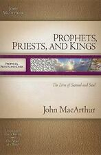 (New) John MacArthur Study Guides: Prophets, Priests, and Kings