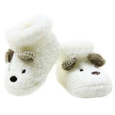 Y7T5 Warm Newborn Socks Unisex Baby Boy Girls Infant Cute Bear Crib Warm Shoes O
