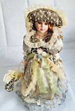 Cathay Collection Porcelain Doll Sherry 200 pc Limited Edition w Certificate COA