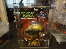 Transformers AFA Beast Wars Deluxe K-9 1997 Sealed Mib Box