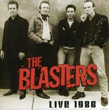 THE BLASTERS - LIVE 1986 (NEW & SEALED) CD Rock