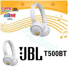 CUFFIE BLUETOOTH JBL TUNE 500BT Wireless ESTATHE' estathé Nuove ! headset NEW !