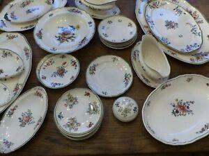 Villeroy & Boch Alt Strassburg Konvolut 29 Teile Keramik