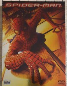 Spider-Man 2002 Sam Raimi Marvel Edizione Speciale digipack 2 dvd