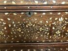 Beautiful 1900s Middle Eastern Mother of Pearl Vanity chest antique