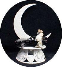 Dodge Viper  AUTO MECHANIC WEDDING groom CAKE top TOPPER Racing Mussel Car Sport