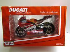 Maisto 1:10 Scale Diecast Nicky Hayden # 69 Ducati GP11 2011 Moto GP Model - New