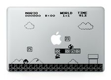 "Mario Nintendo Laptop Apple Sticker for Macbook Air/Pro/Retina 13""15""17"""