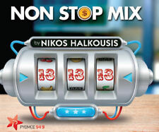 Non Stop Mix 13 by Nikos Halkousis GREEK MUSIC HITS 2017 CD/NEW