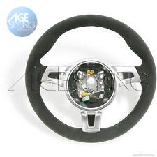 Porsche 991 911 Turbo 4S Cayman 987 Boxter ALCANTARA Steering Wheel 99104440011