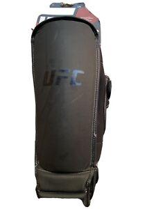 UFC/MMA/Muay Thai/Martial Arts Durable Shin Instep Guards Size Large/XL Black