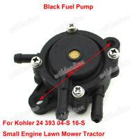 Benzinpumpe Kraftstoffpumpe für Kohler 24 393 04-S 16-S Small Motor Rasenmäher