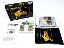 The Legend Of Zelda Ocarina Of Time Nintendo 64 [FAH] ►Collector◄ N64