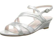 Lotus Womens Desponia Sling Back Sandals Silver UK 4 EU 37 LN28 44