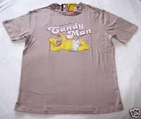 The Simpsons Mens Homer Candyman Short Sleeve Printed T Shirt Size L New