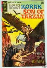Korak Son of Tarzan # 30 (Gold Key, USA,1969)