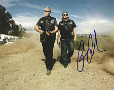 RON PERLMAN 'SONS OF ANARCHY' CLAY MORROW SIGNED 8X10 PICTURE 3 *COA