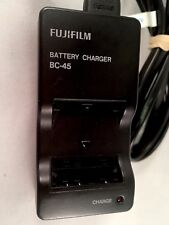 Genuine Original Fujifilm BC-45 Charger For NP-45A NP-45 Battery Z100fd XP10 J20