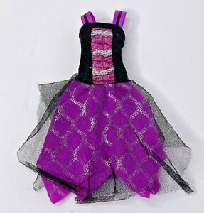 Monster High 2012 Spectra Vondergeist Ghouls Alive Replacement Outfit - DRESS